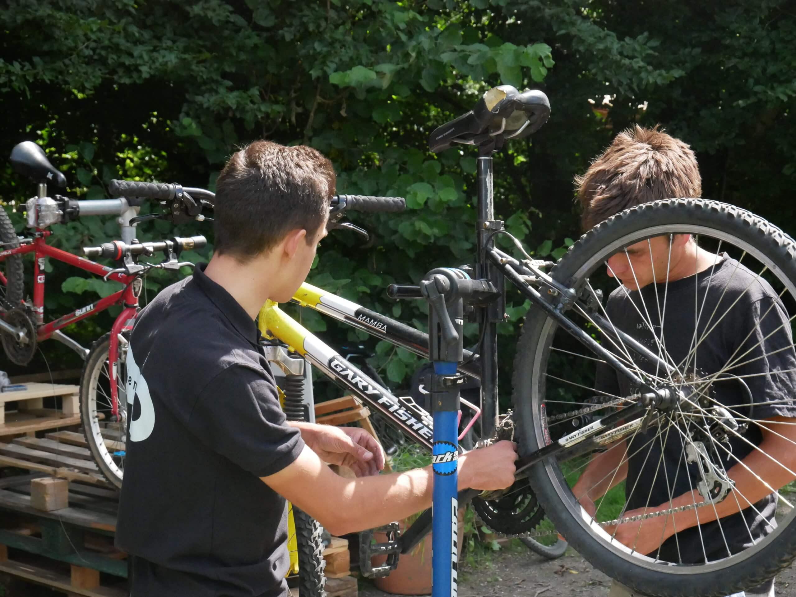 bike réparation & entretien