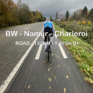 ROAD Brabant Wallon - namur - charleroi