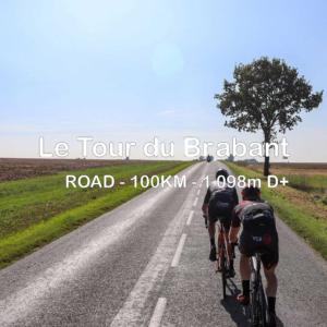 Le tour du brabant - 100km